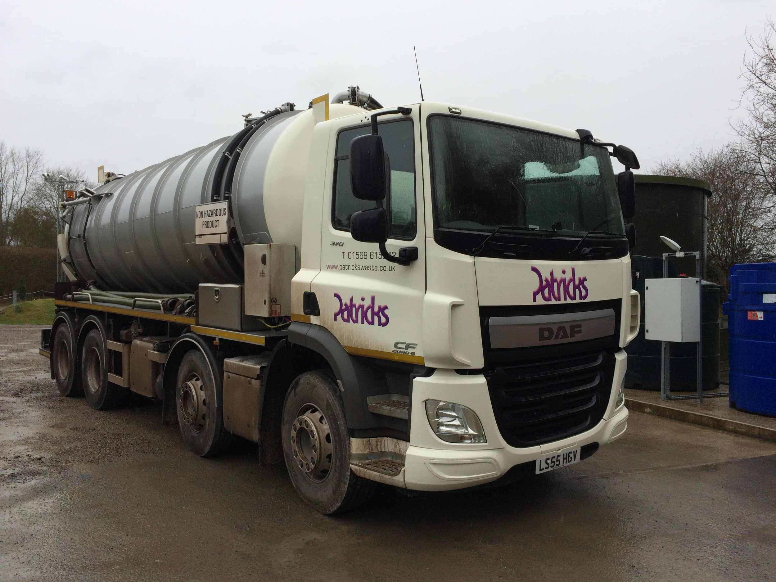 Lorries Hgvs Redline Technology
